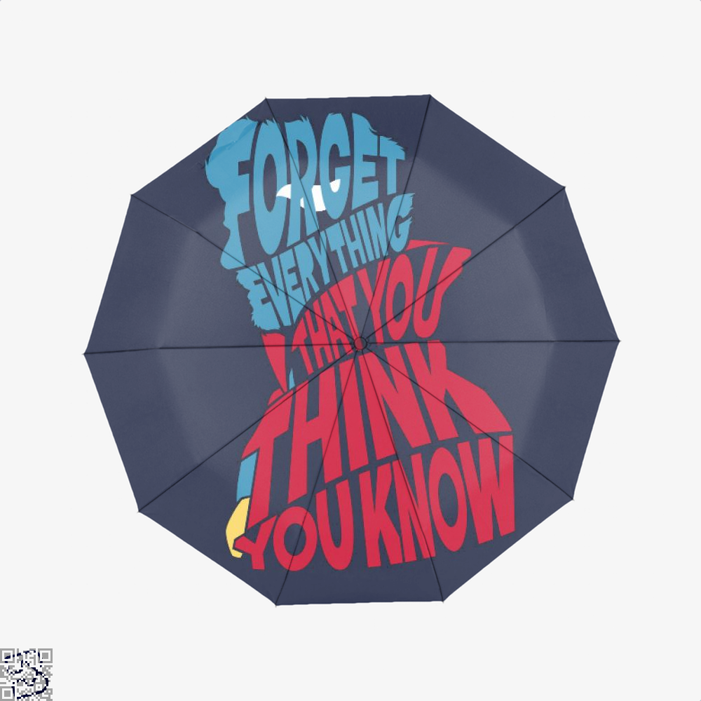 Forget Everything, Doctor Strange Umbrella