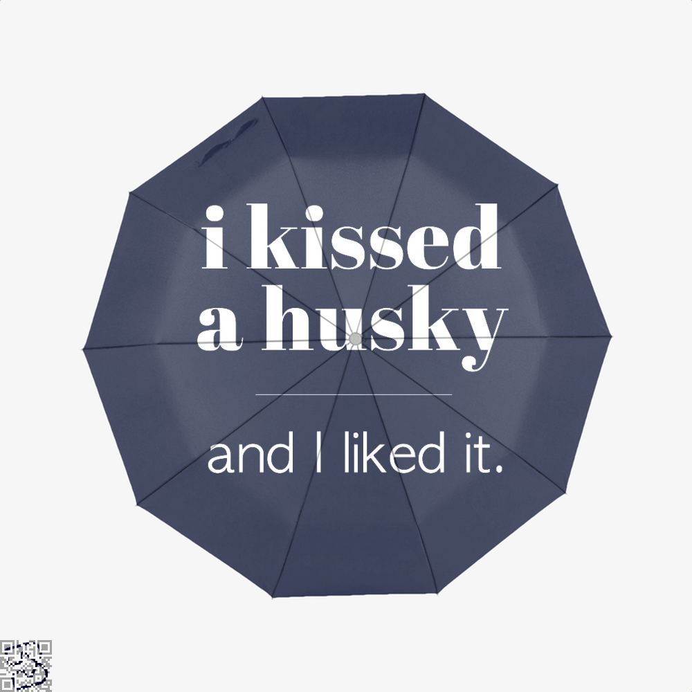 I Kissed A Husky, Husky Umbrella