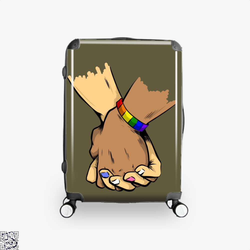 Stronger Together, Lgbt Suitcase