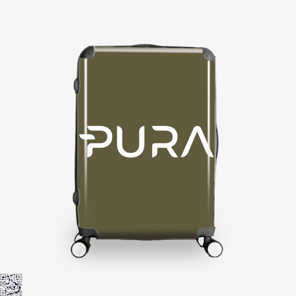 Pura Digital Currency, Bitcoin Suitcase