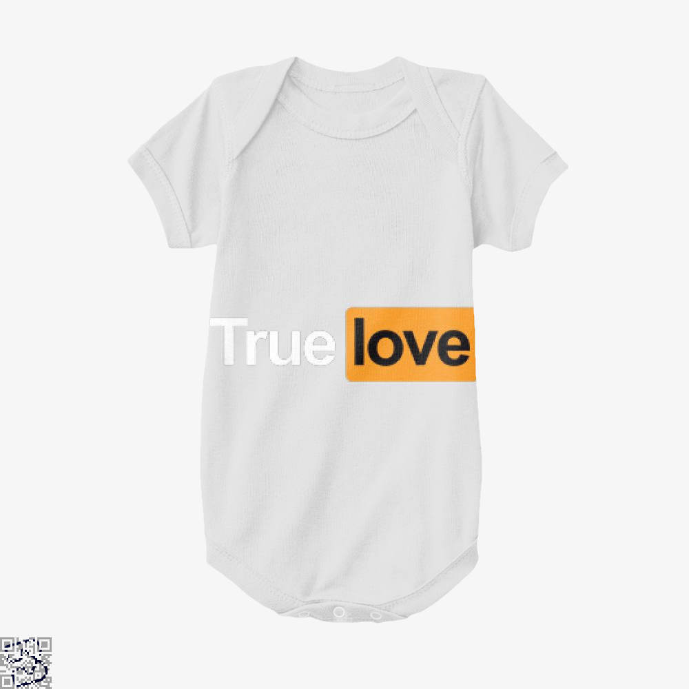 True Love, Pornhub Baby Onesie