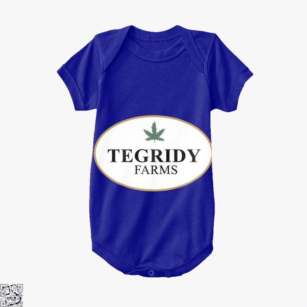 Tegridy Farms, Weed Baby Onesie