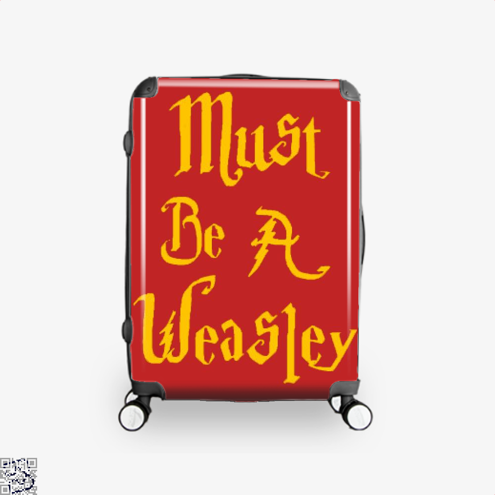 Must Be A Weasley, Dobby Suitcase