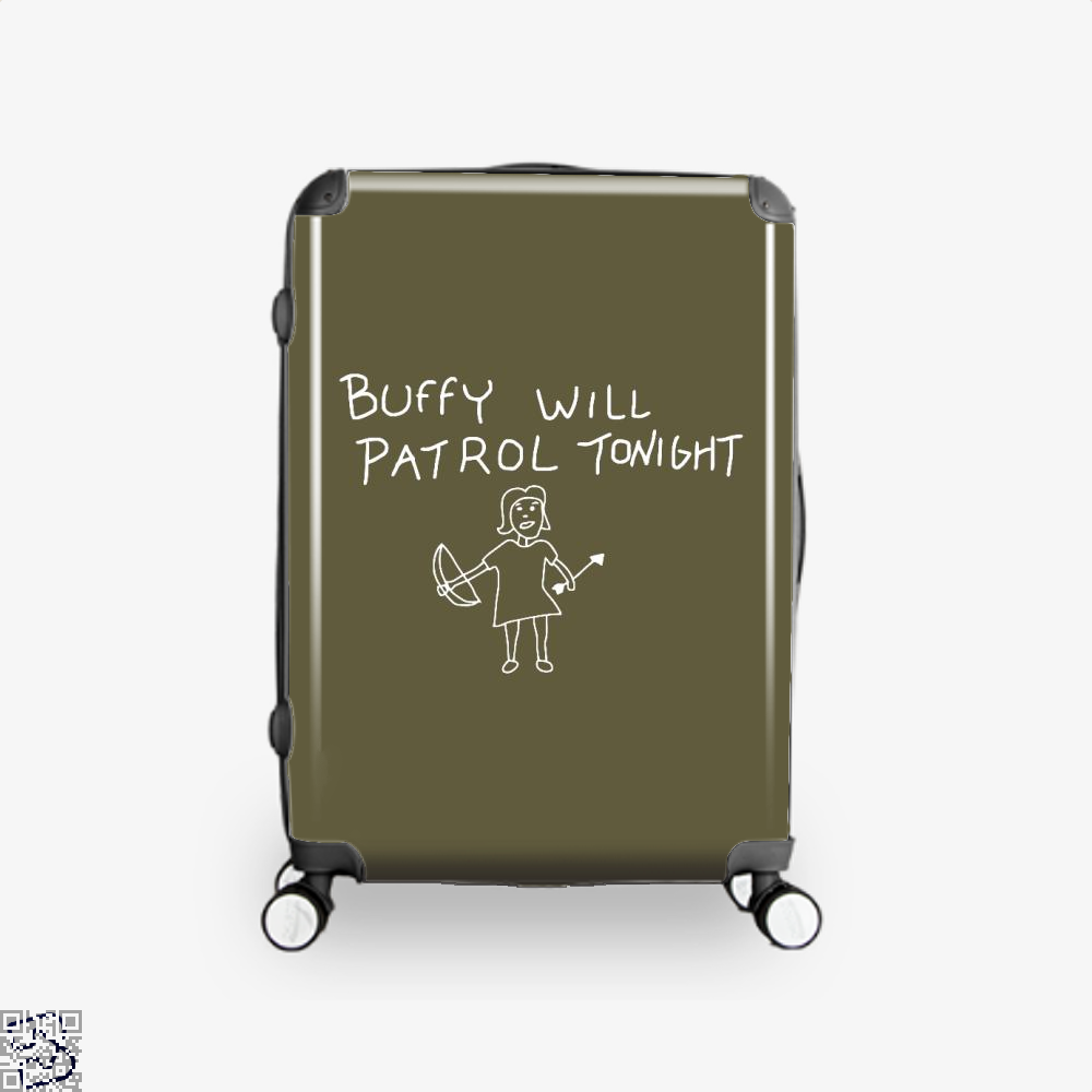 Buffy Will Patrol Tonight , Vampire Suitcase