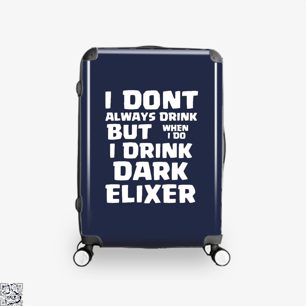 Dark Elixer, Clash Of Clans Suitcase