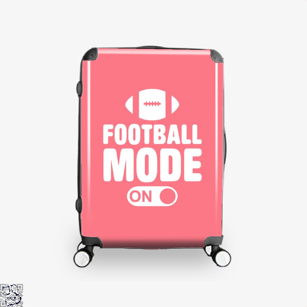 Mode On, Football Suitcase