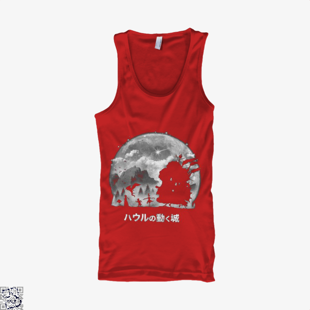 A Castles Journey, Howl's Moving Castle Tank Top