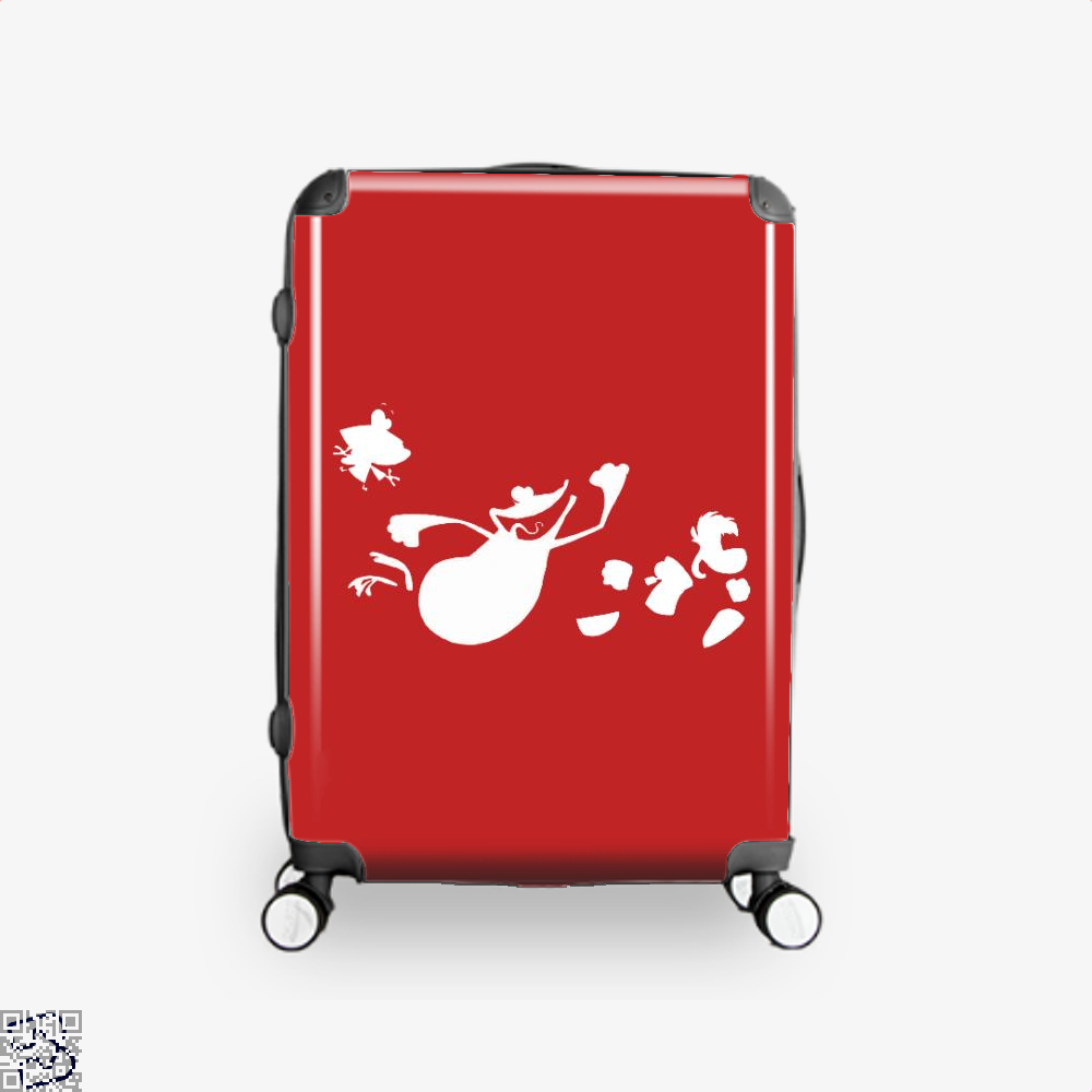 Follow Me Into The Glade Of Dreams, Megaman Suitcase
