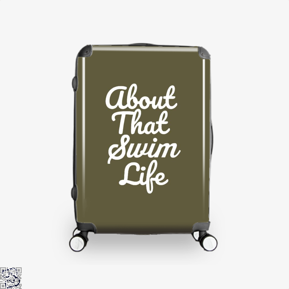 About That Swim Life, Swim Suitcase