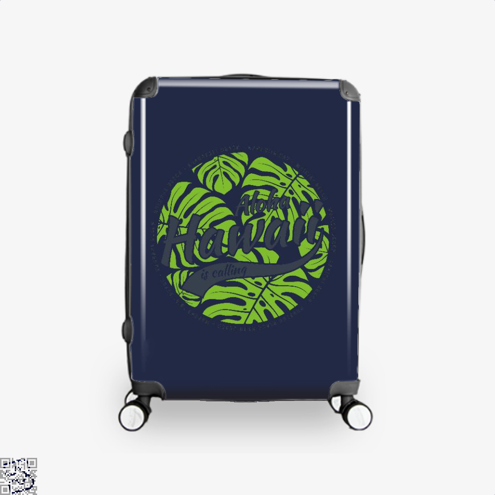 Hawaii Is Calling, Hawaii Suitcase