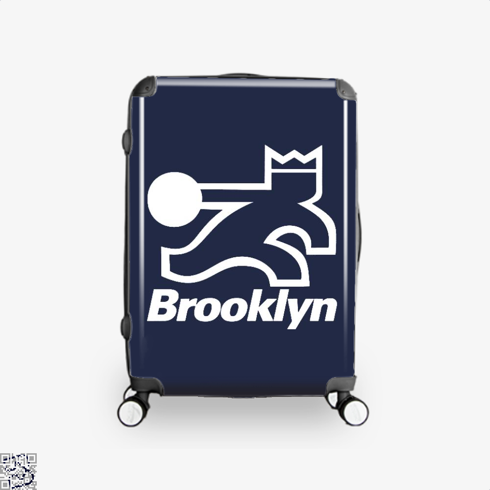 Retro Brooklyn Bowling, Bowling Suitcase