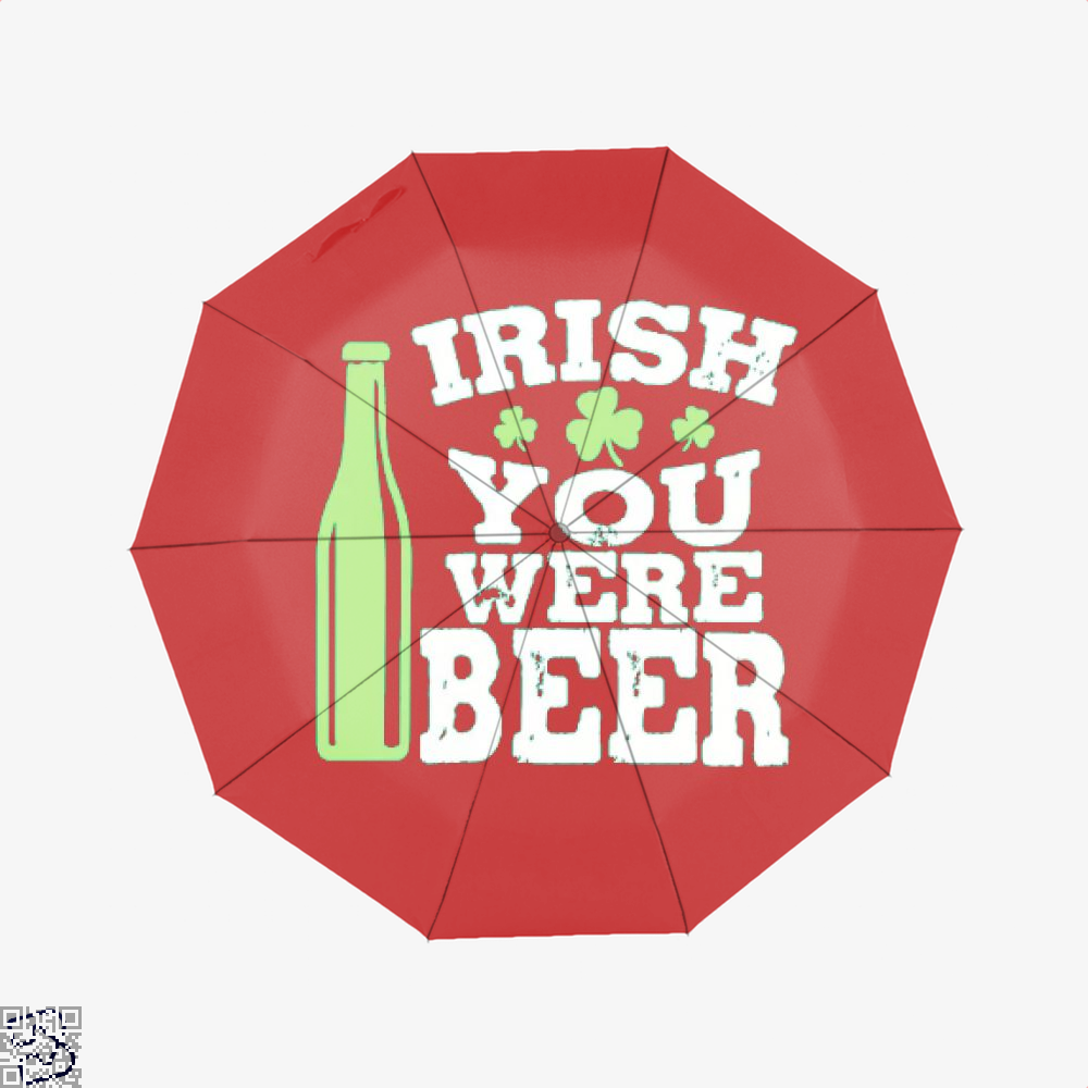 You Were Beer, Irish Clover Umbrella