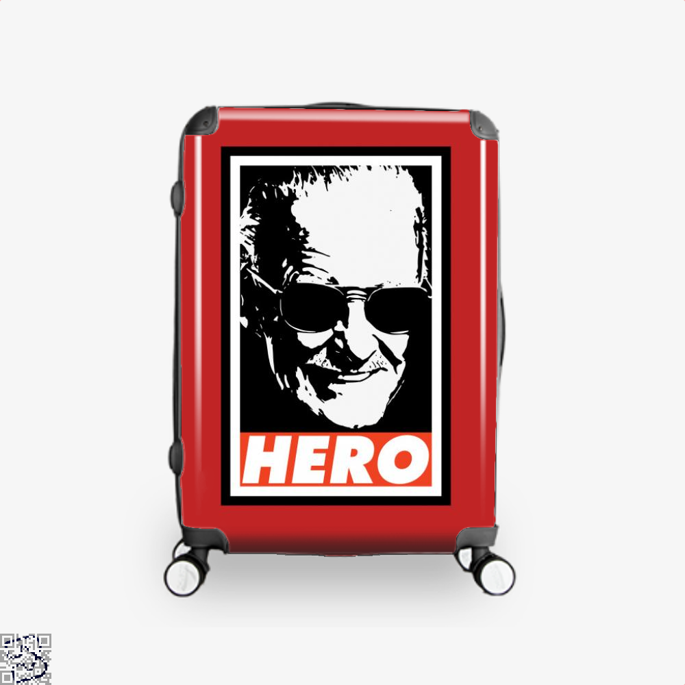 Hero, Stan Lee Suitcase