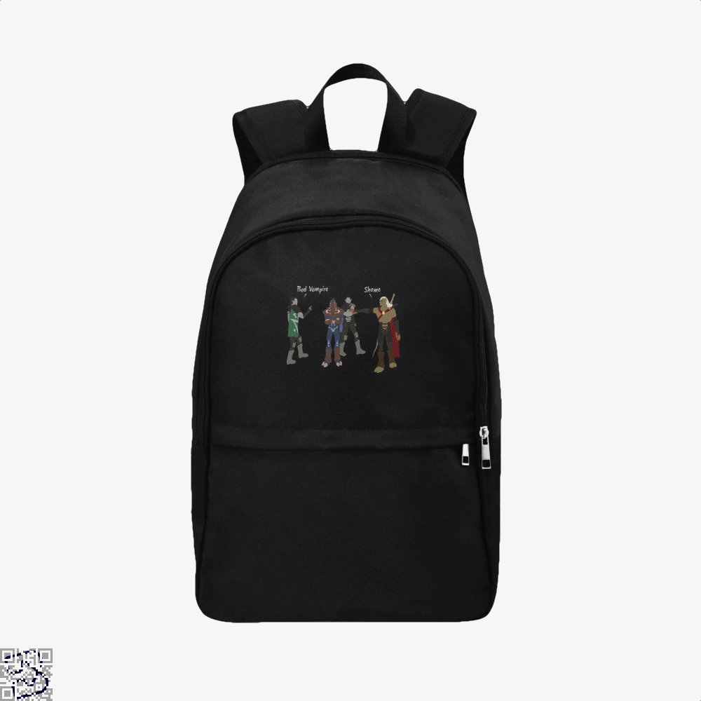 Bad Vampire, Vampire Backpack