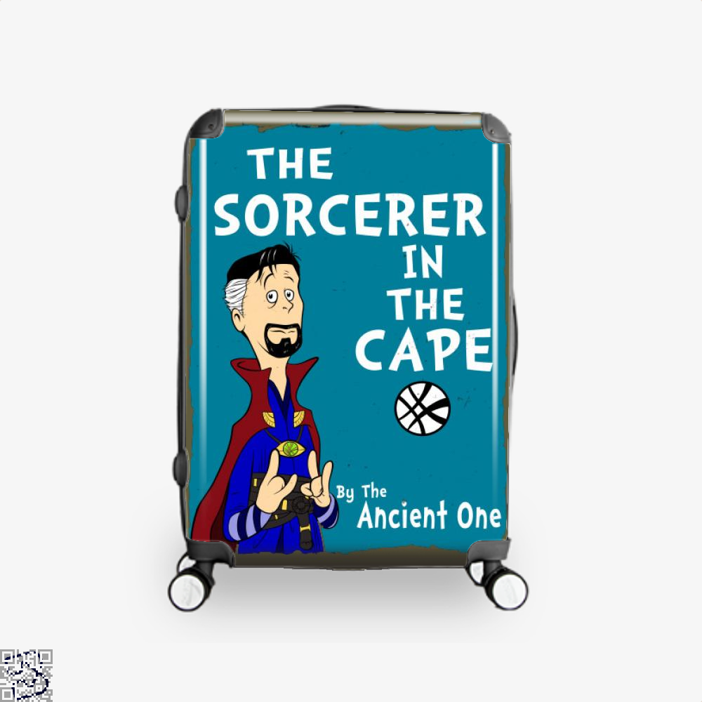The Sorcerer In The Cape, Doctor Strange Suitcase