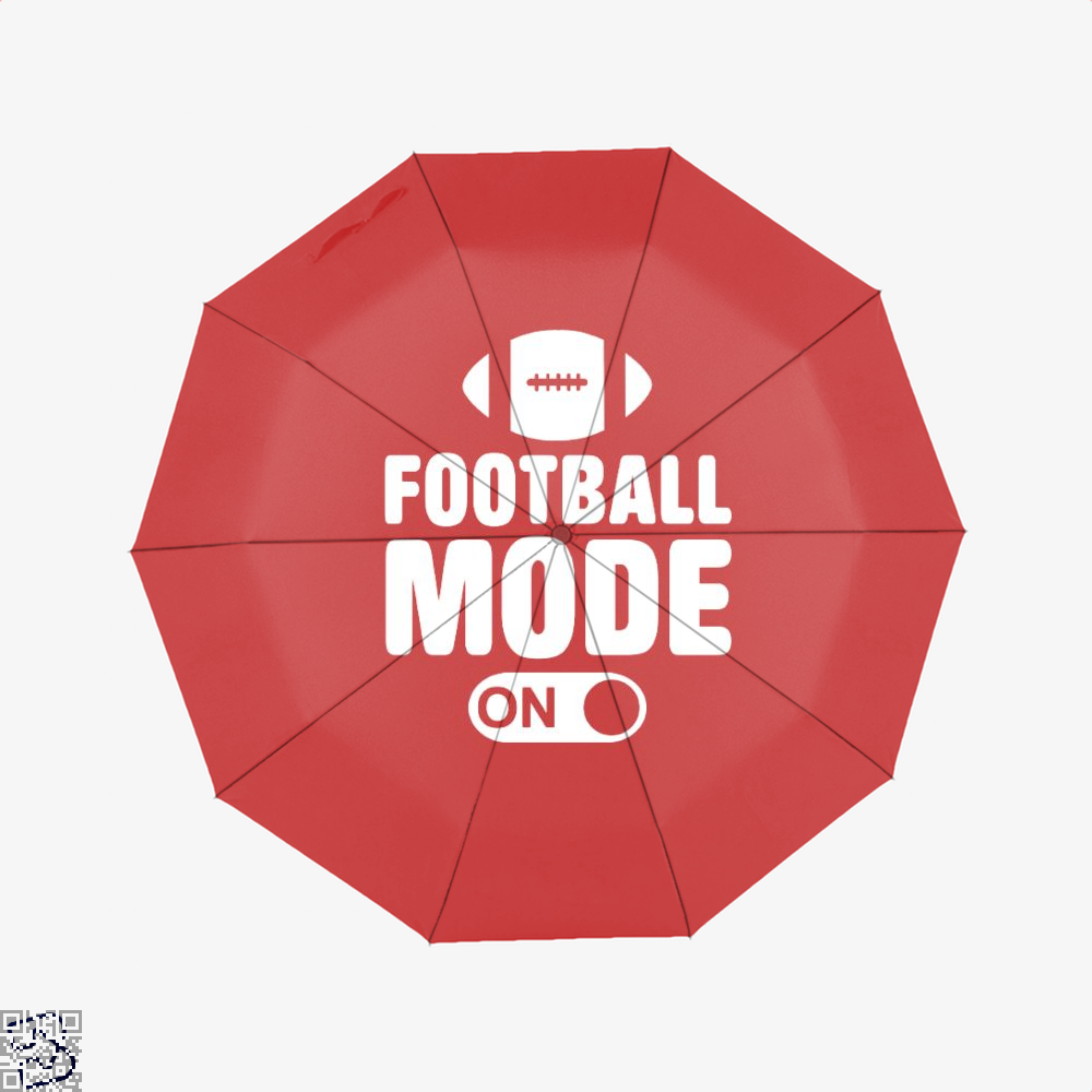 Mode On, Football Umbrella