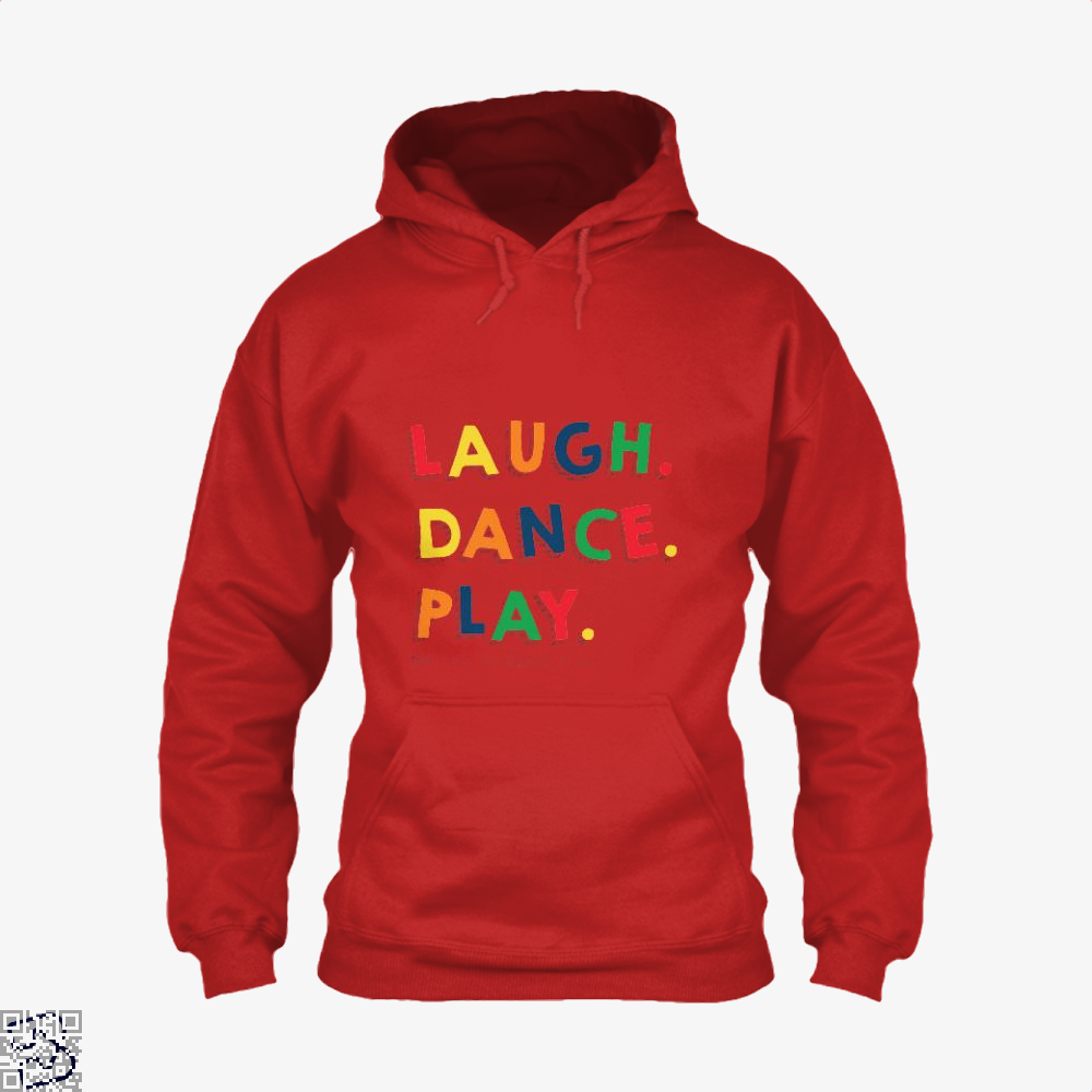 Laugh Dance Play, The Ellen Degeneres Show Hoodie