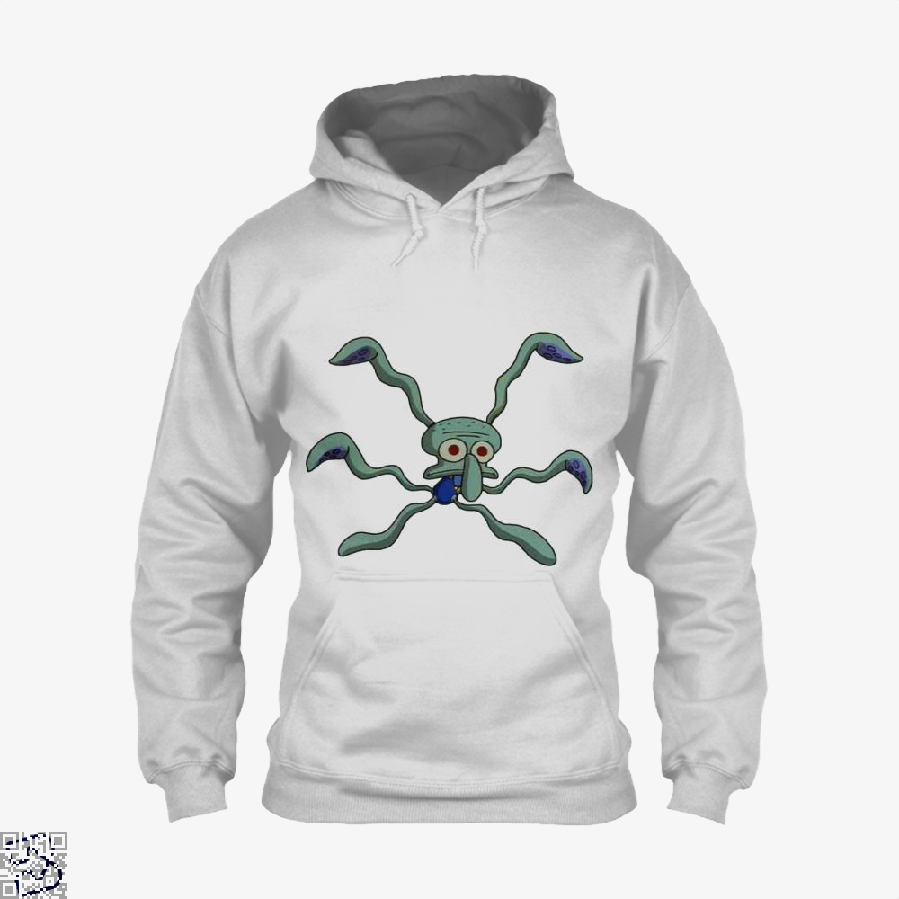 Squidwards Dance, Spongebob Squarepants Hoodie