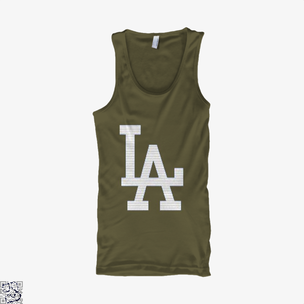 La, Los Angeles Tank Top