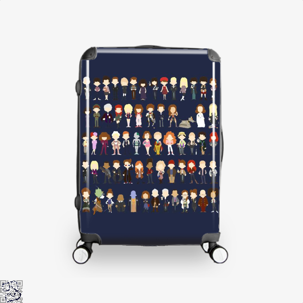 Who And Friends, Doctor Who Suitcase