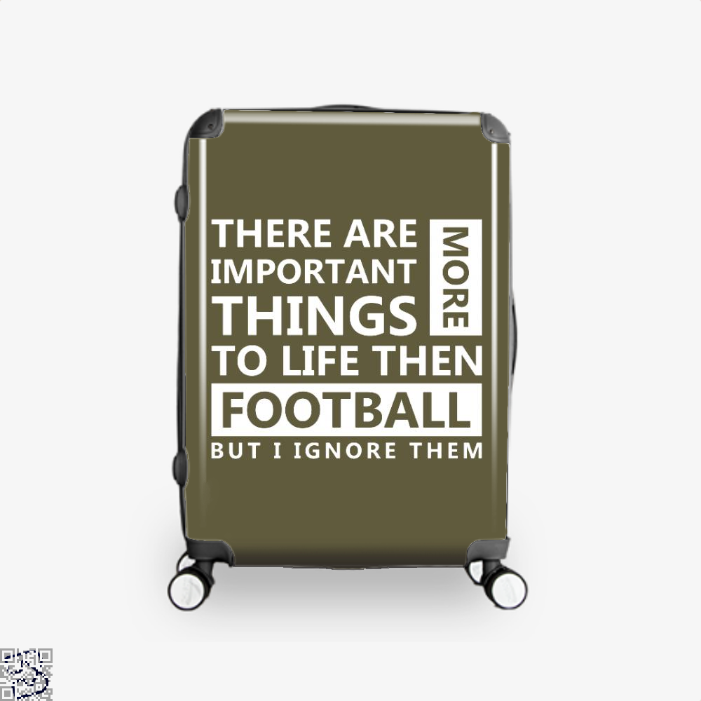 Football Love, Football Suitcase