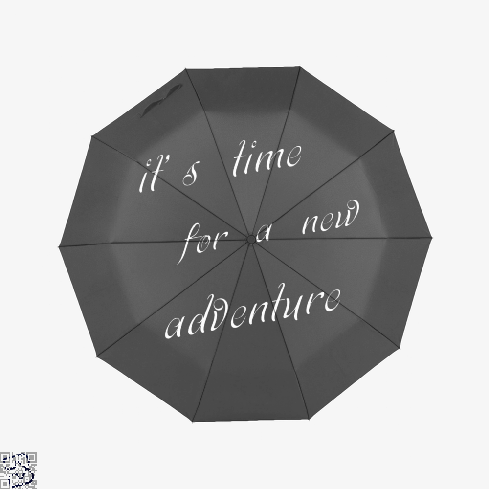 It's Time For A New Adventure, Adventure Time Umbrella
