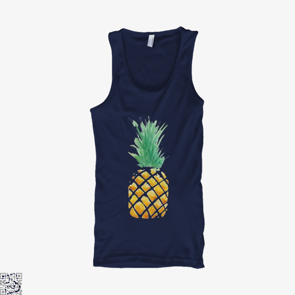 Pineapple , Kamloopsartparty Tank Top