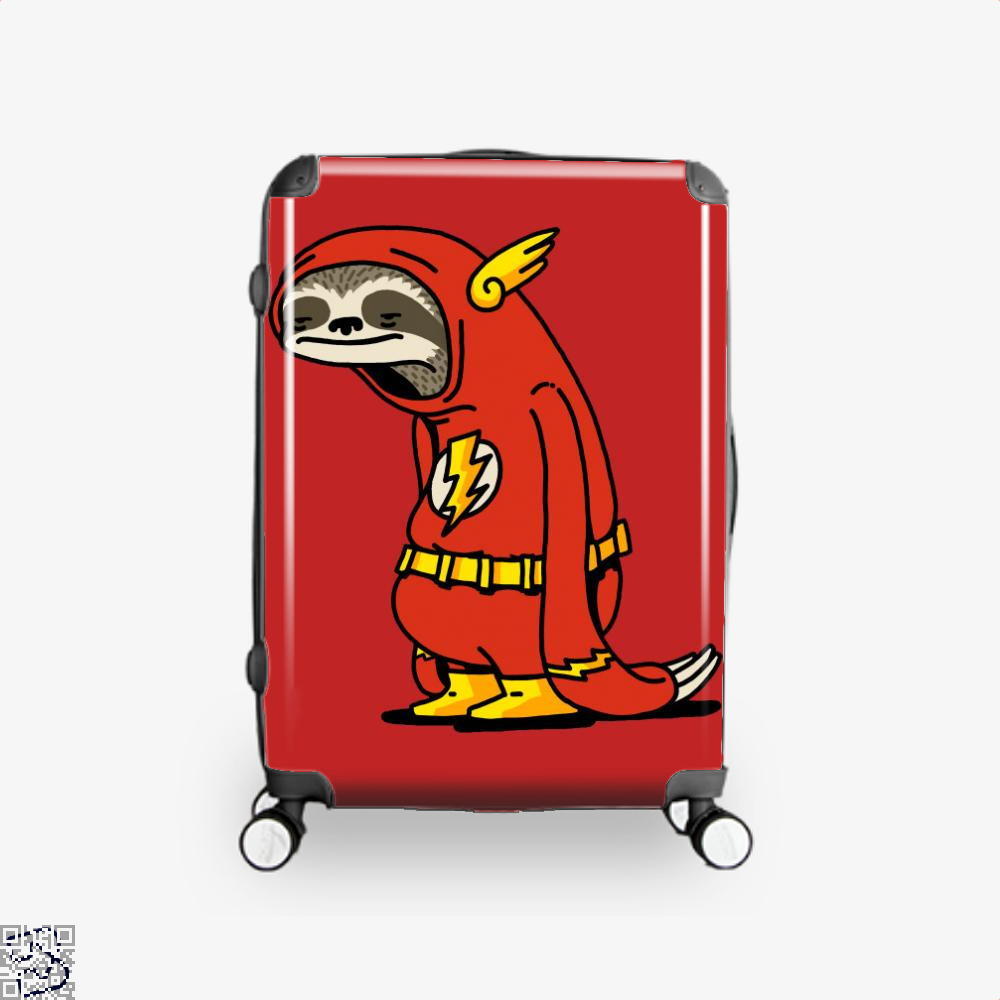 Funny Sloth Shirt The Flash The Neutral, Sloth Suitcase