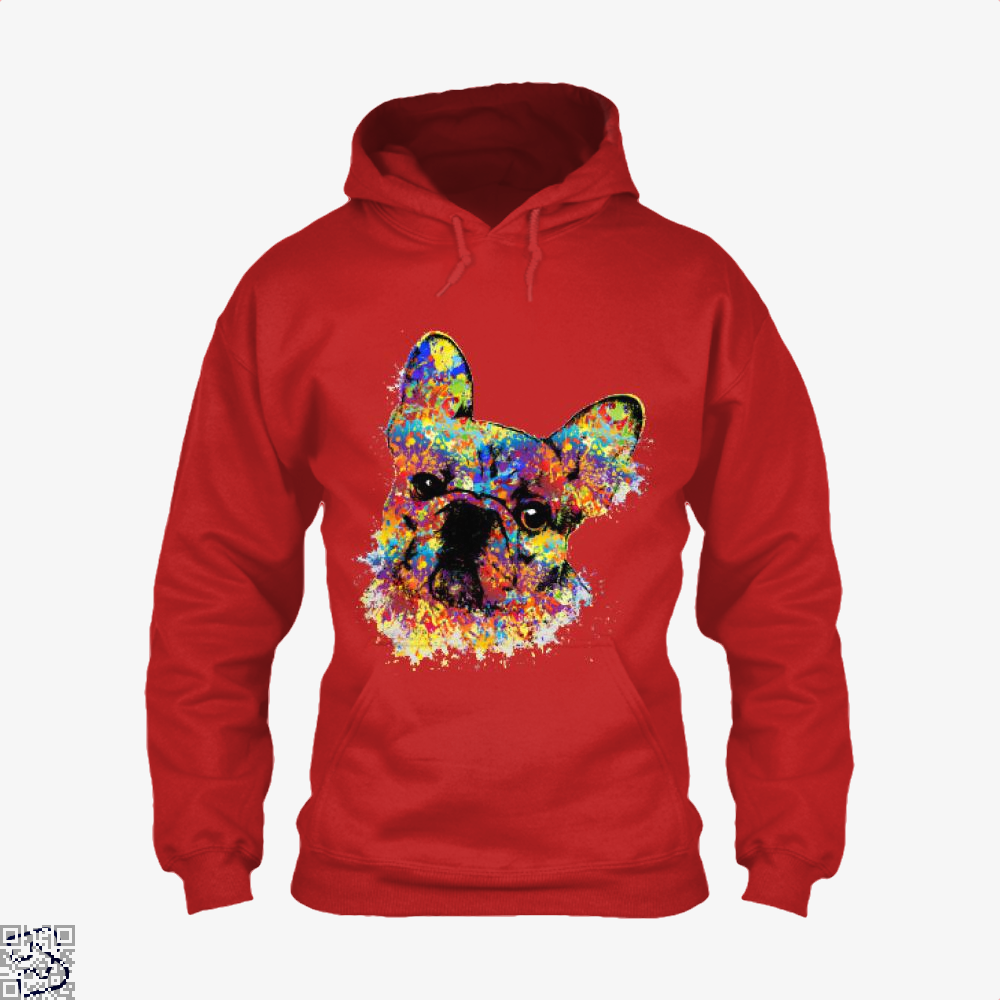 French Bulldog Frenchie Dog, French Bulldog Hoodie