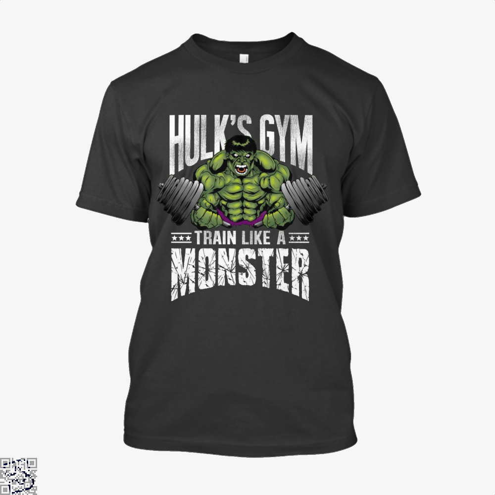 Hulks Gym, Hulk Shirt