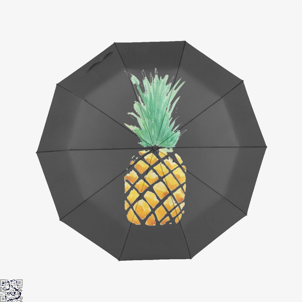 Pineapple , Kamloopsartparty Umbrella
