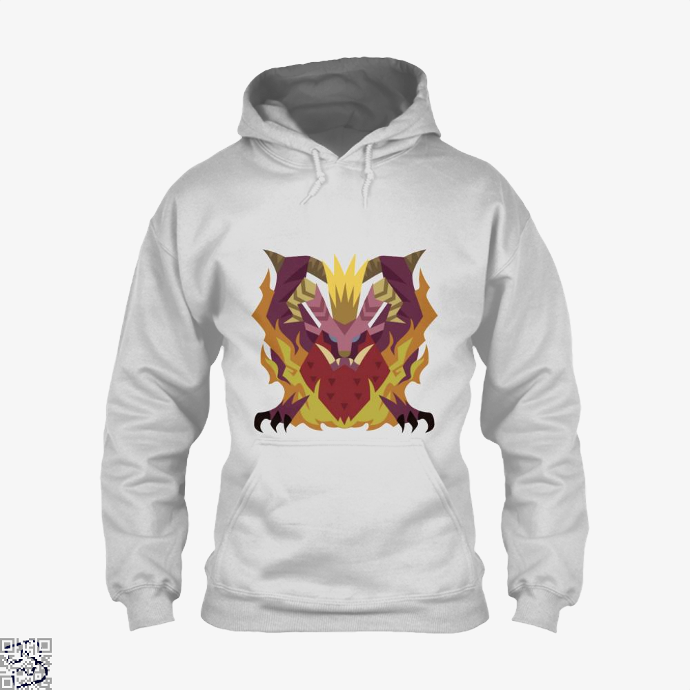 Teostra, Monster Hunter Hoodie