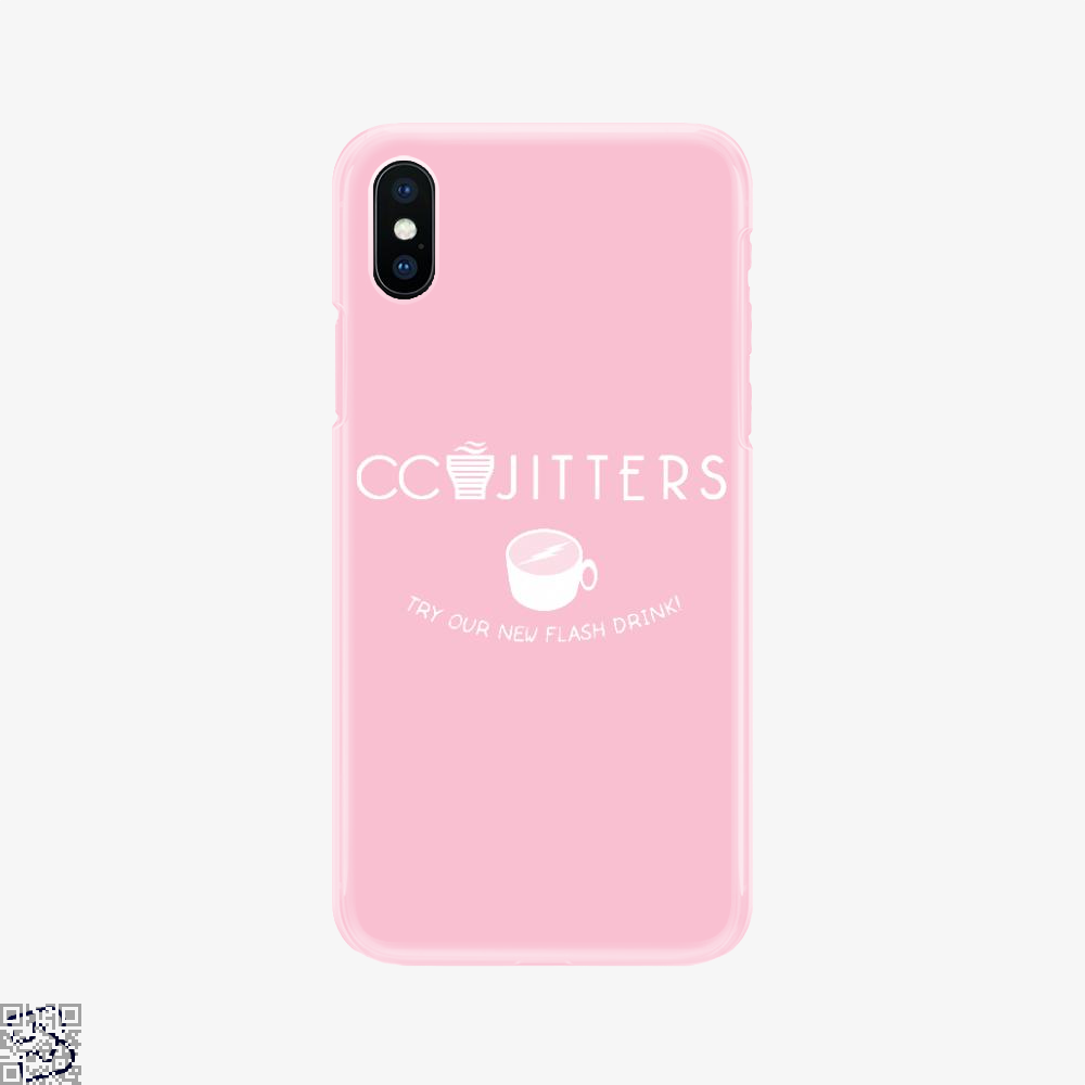 Grab A Quick Pick Me Up, Drink Phone Case