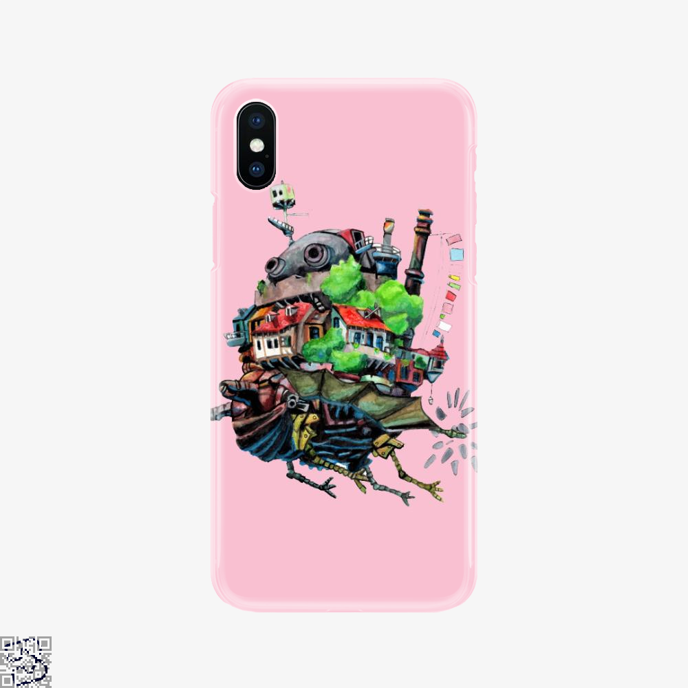 Howls Castle, Howl's Moving Castle Phone Case