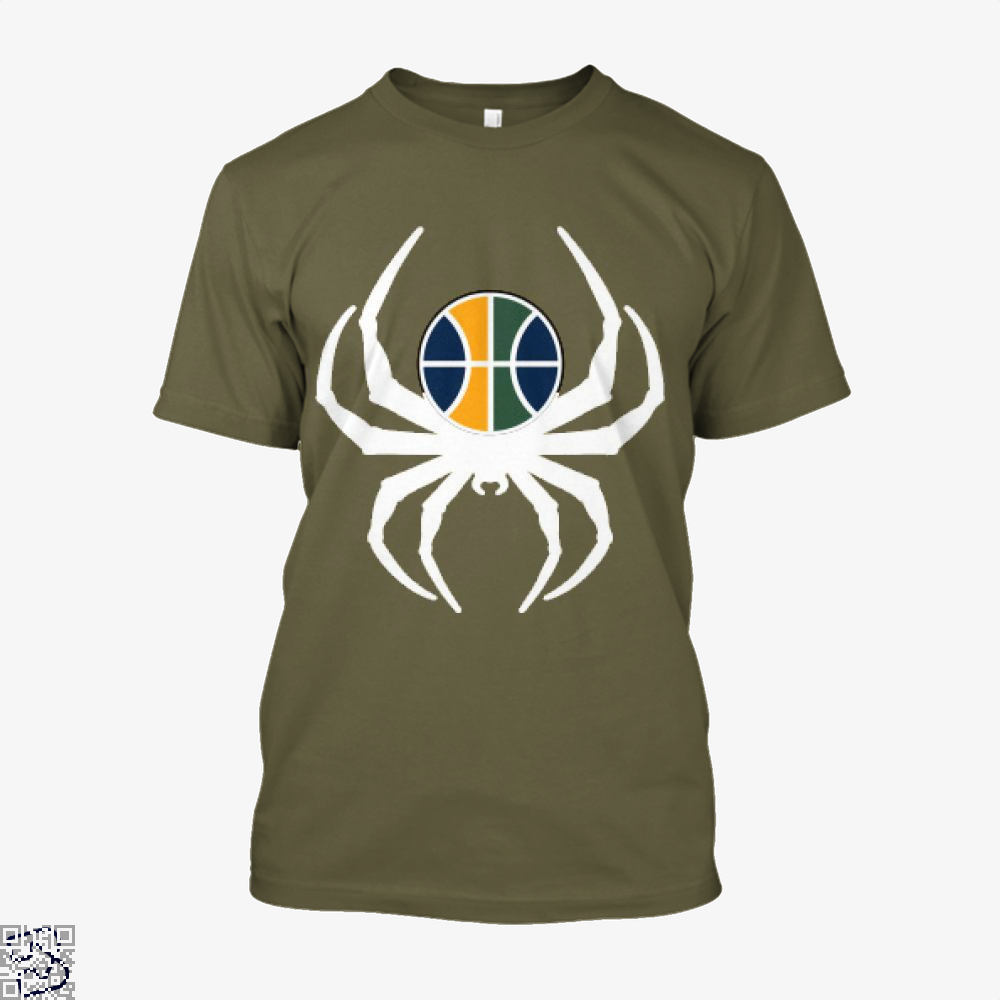 Donovan Spida Mitchell, National Basketball Association Shirt
