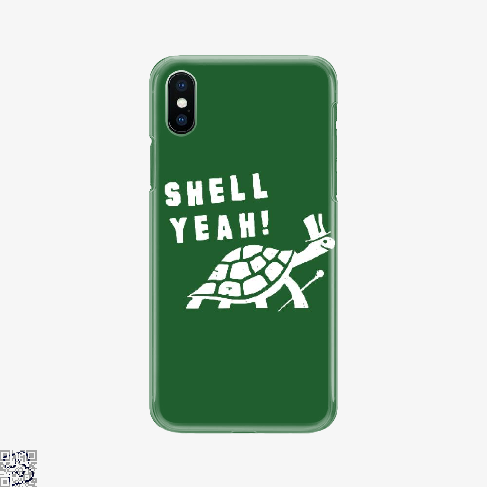 Shell Yeah, Juvenile Phone Case