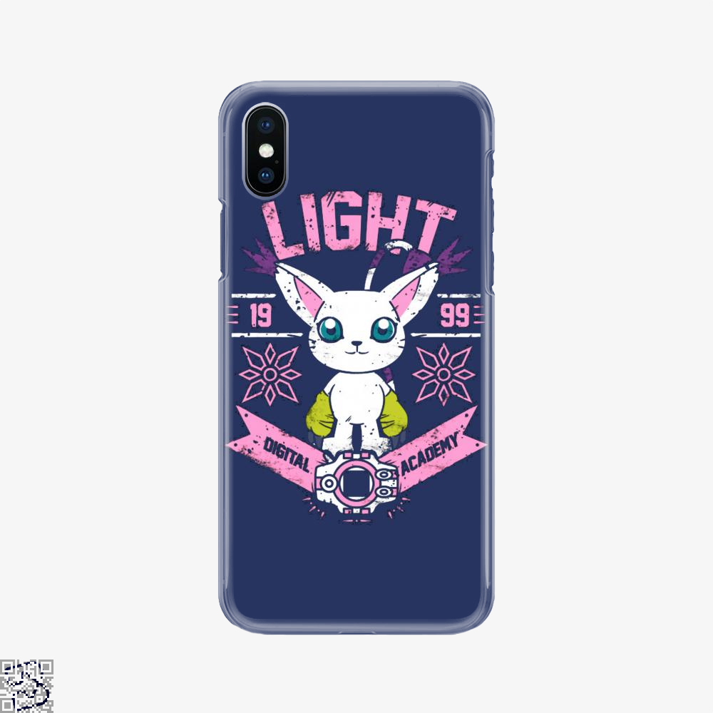 Light Digital Academy, Digimon Phone Case