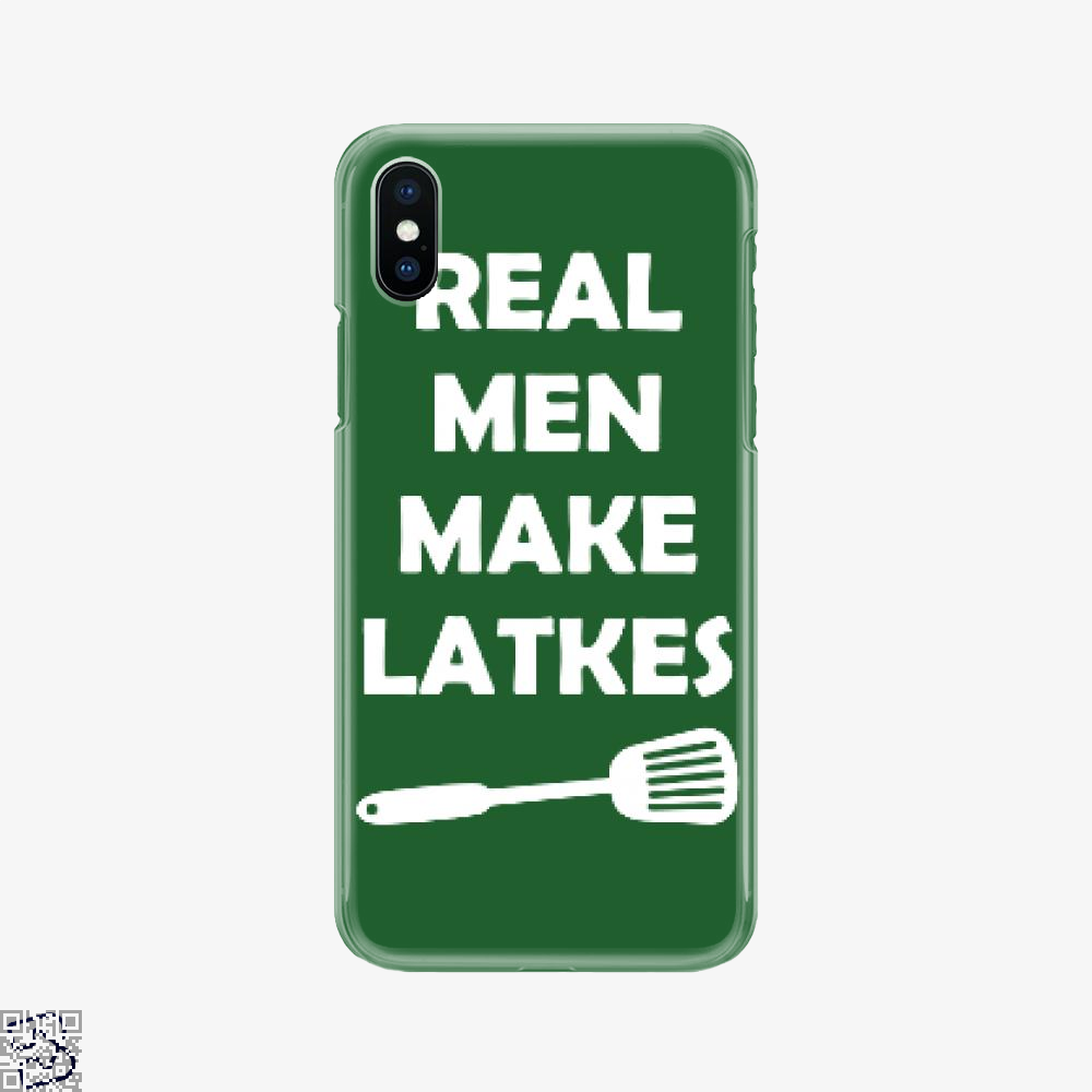 Real Man Make Latkes, Juvenile Phone Case