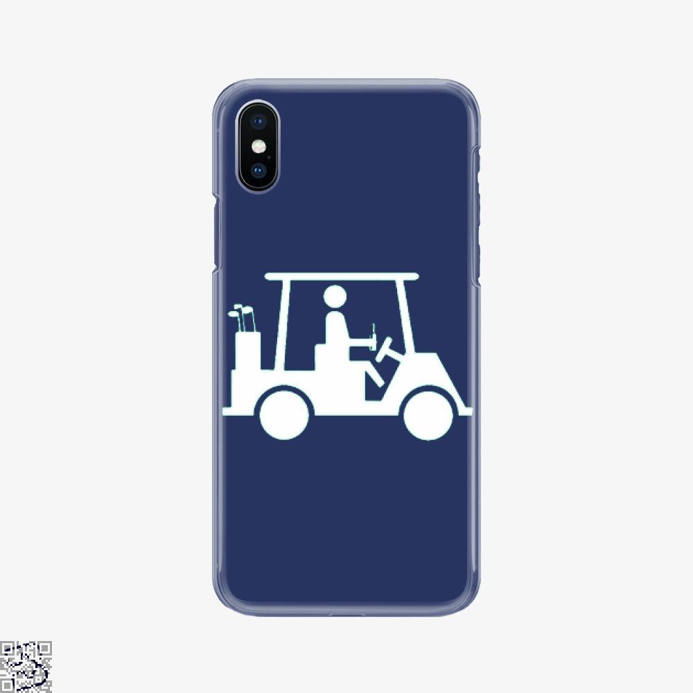 Cool Golfing, Juvenile Phone Case