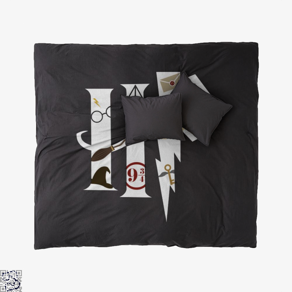 The Magical World, Harry Potter Duvet Cover Set