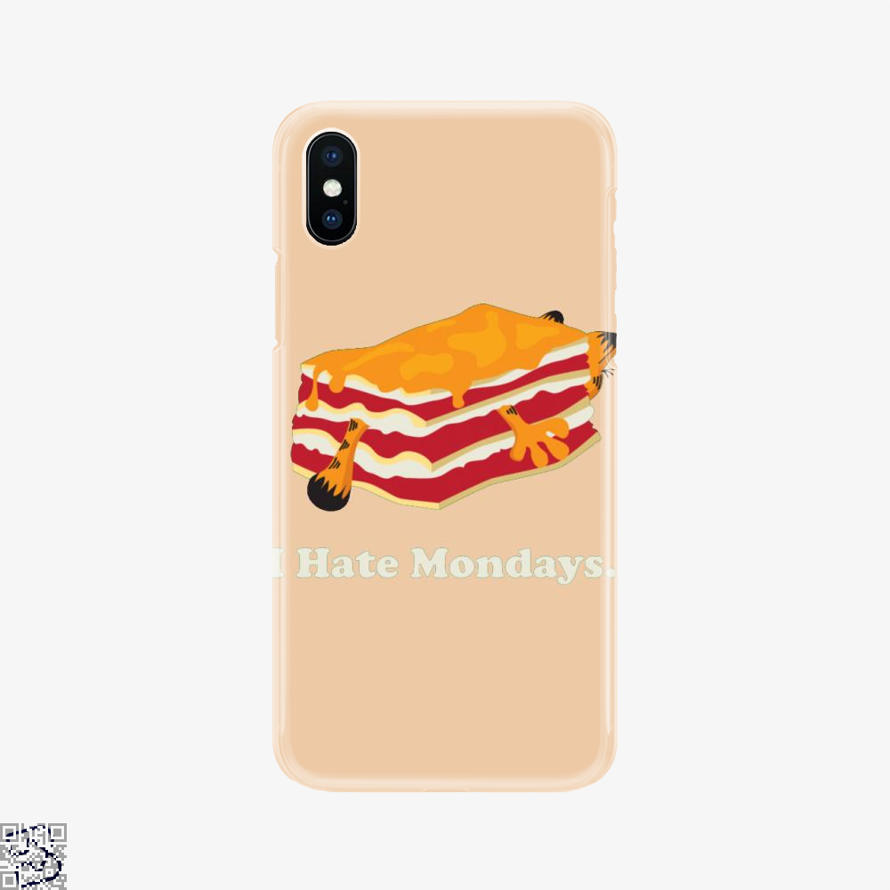 I Hate Mondays, Garfield Phone Case