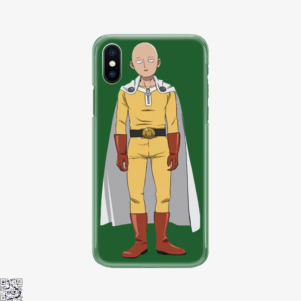 Saitama, One-punch Man Phone Case