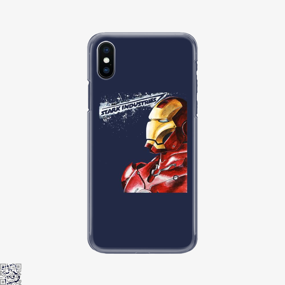 Star Industr, Iron Man Phone Case
