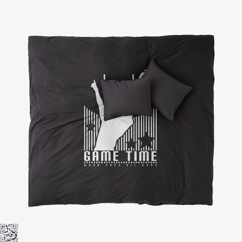 Game Time, Football Duvet Cover Set