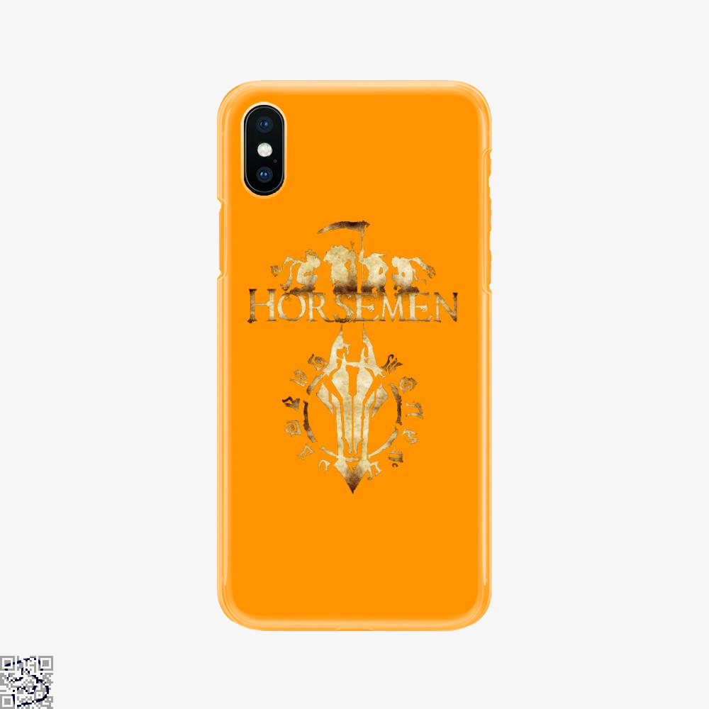 Horsemen, Horse Phone Case