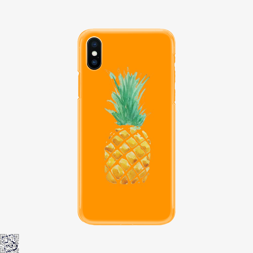 Pineapple , Kamloopsartparty Phone Case