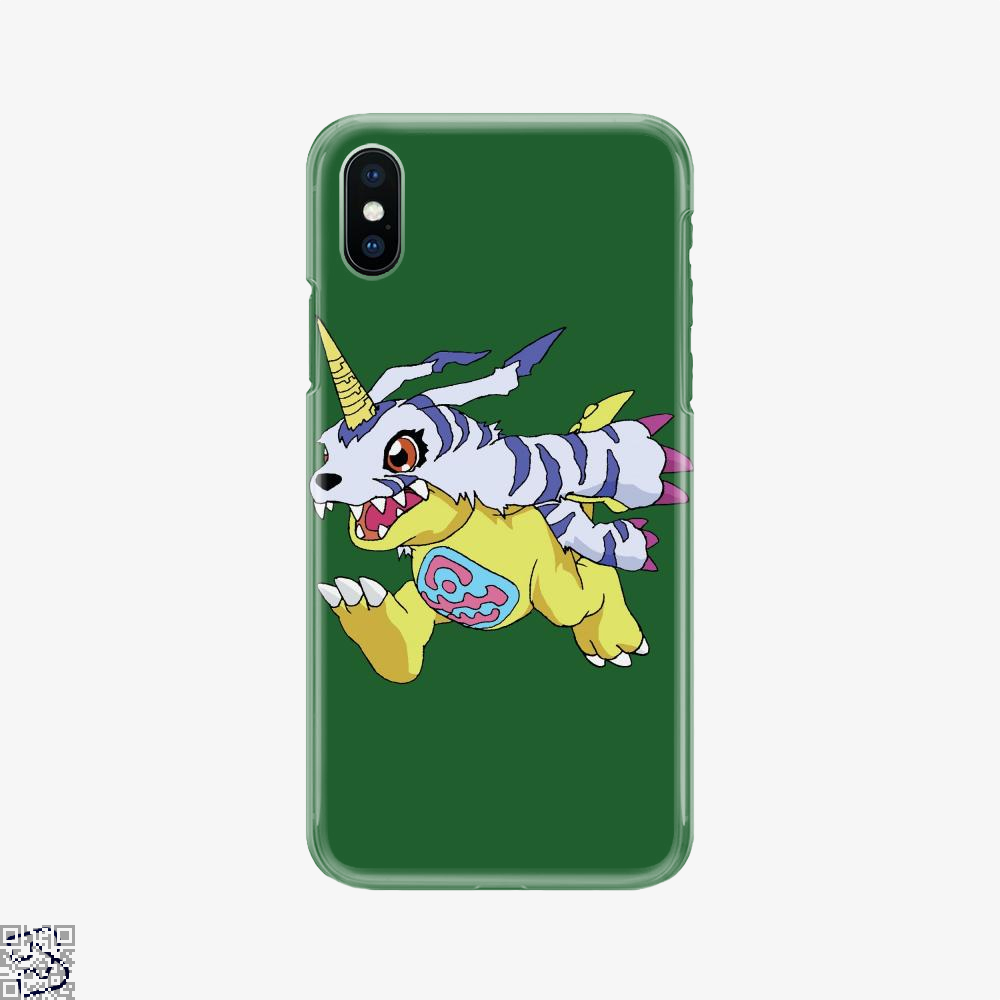 Gabumon, Digimon Phone Case