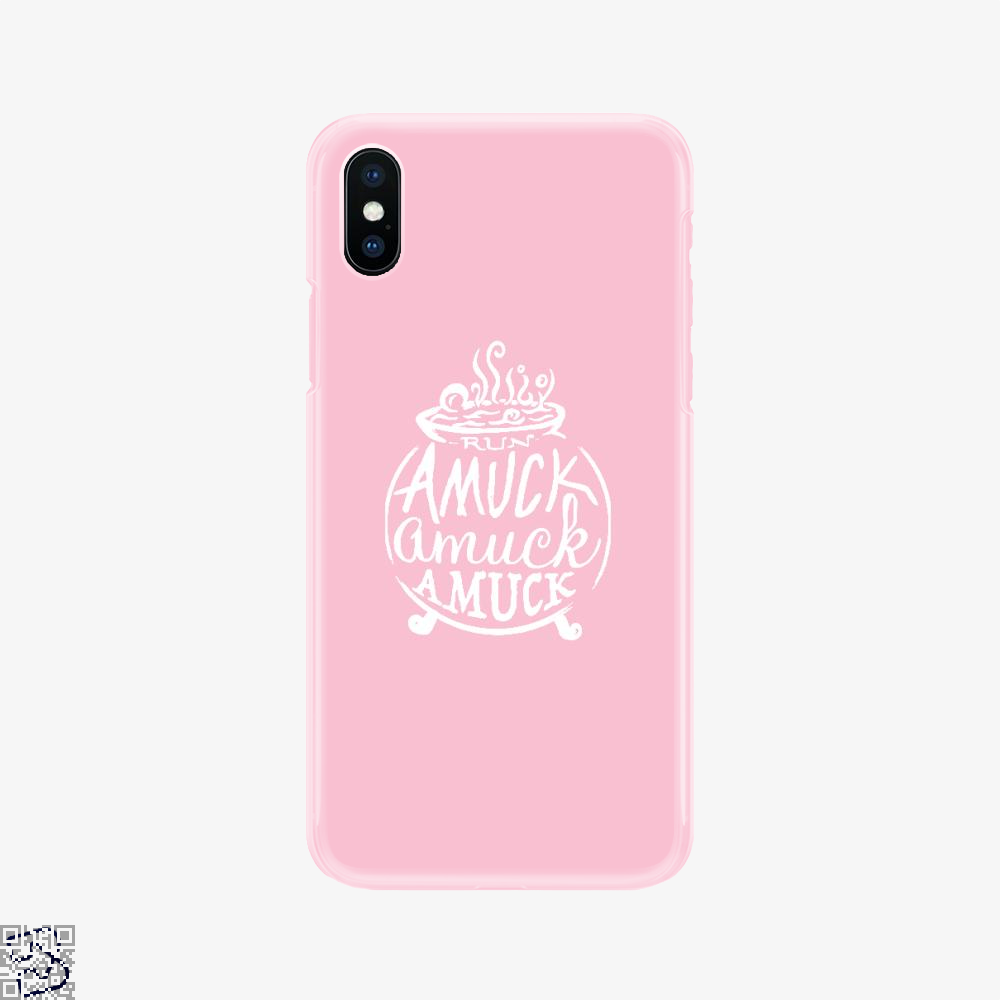 Amuck, Halloween Phone Case