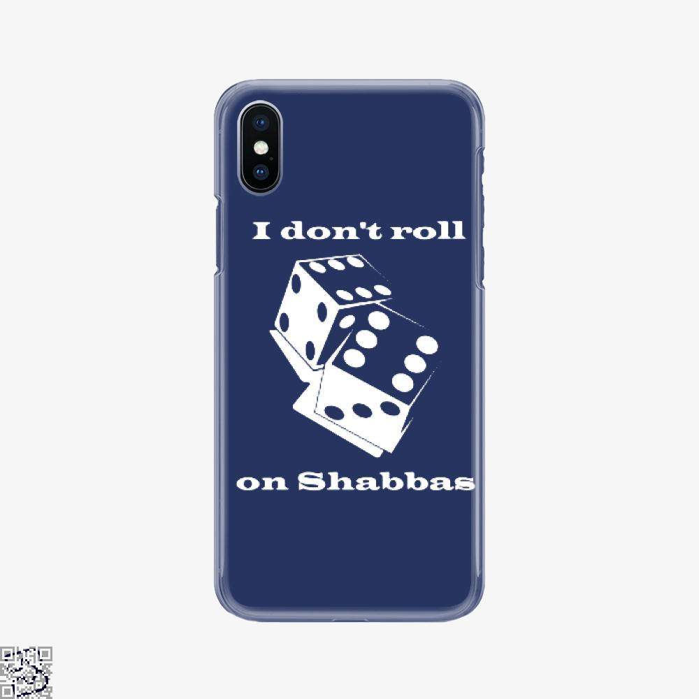 I Don't Roll On Shabbas, Juvenile Phone Case