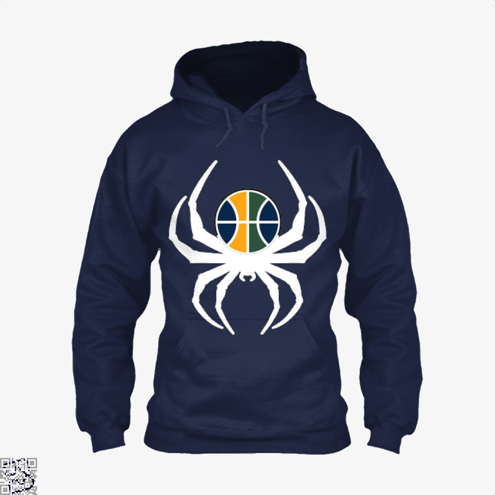 Donovan Spida Mitchell, National Basketball Association Hoodie